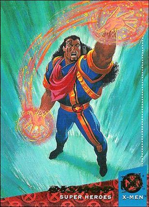 1994 Fleer Ultra X-Men (Base Set) 11-A