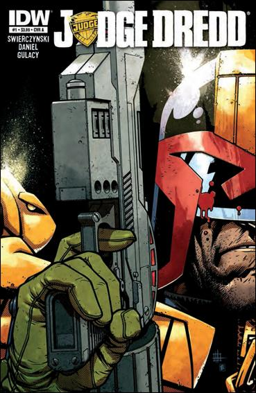 Judge Dredd (2012) 1-A by IDW