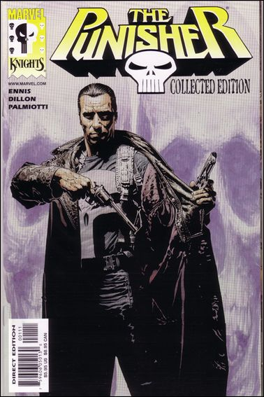 Punisher: Collected Edition 1-A by Marvel