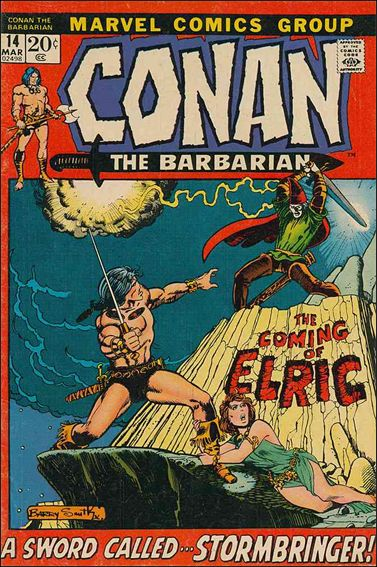 Conan the Barbarian (1970) 14-A by Marvel