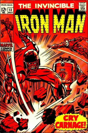 Iron Man (1968) 13-A by Marvel
