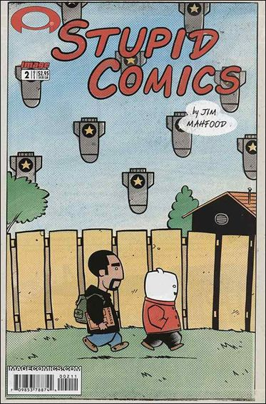 Stupid Comics (2002) 2-A by Image