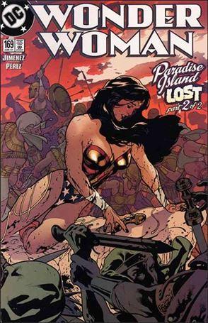 Wonder Woman (1987) 169-A