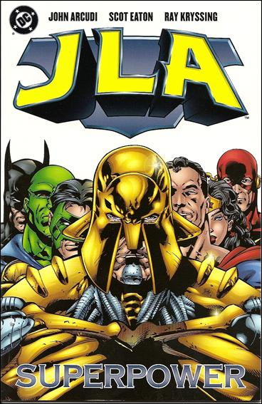 JLA Superpower 1-A by DC