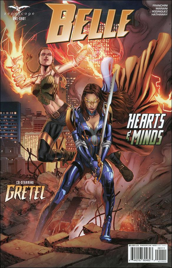 Belle: Hearts and Minds One-Shot-A by Zenescope Entertainment