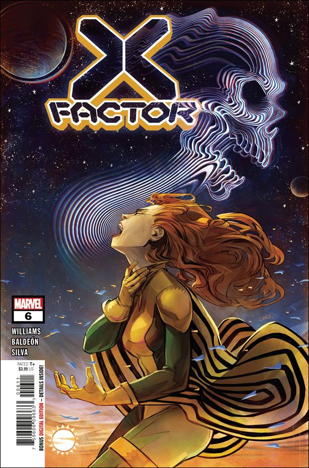 X-Factor (2020) 6-A by Marvel