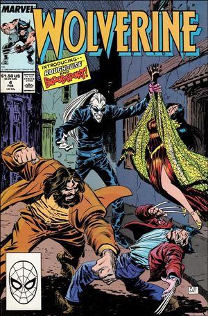 Wolverine (1988)  4-A