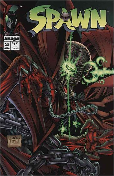 Spawn 23-A by Image