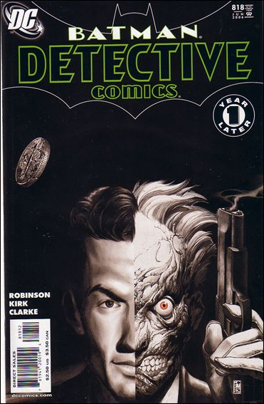 Detective Comics (1937) 818-B by DC