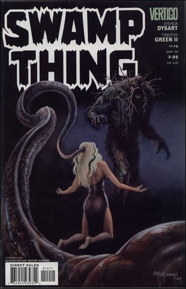 Swamp Thing (2004) 14-A by Vertigo
