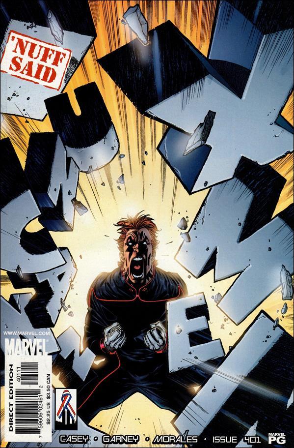 Uncanny X-Men (1981) 401-A by Marvel