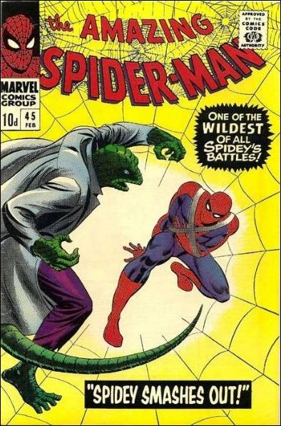 Amazing Spider-Man (1963) 45-B by Marvel
