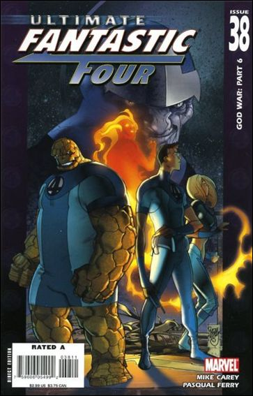 Ultimate Fantastic Four 38-A by Marvel