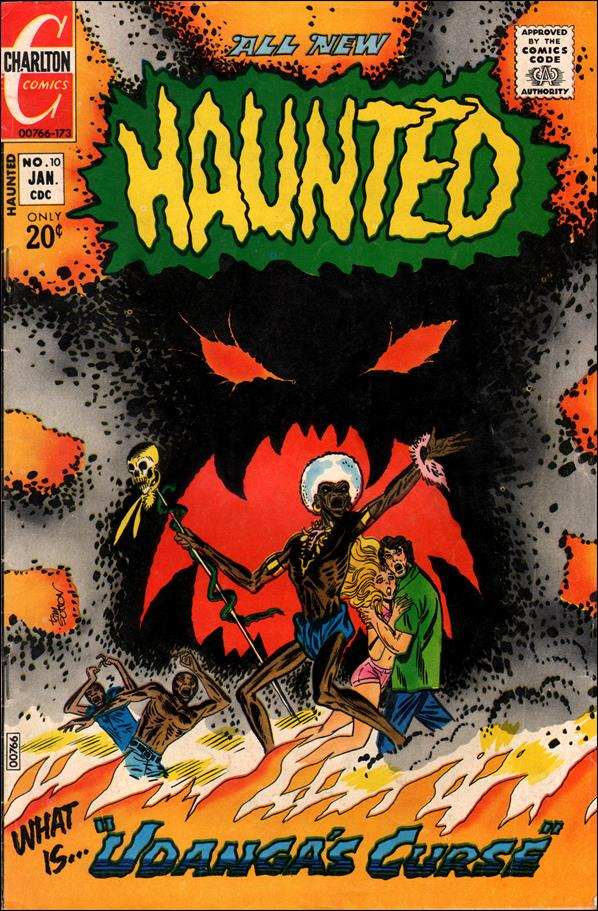 Haunted (1971) 10-A by Charlton