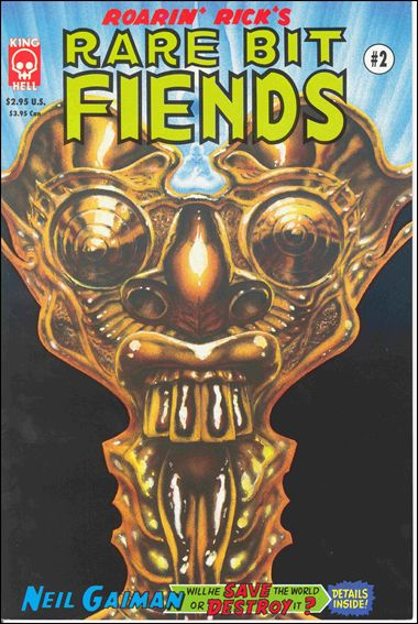 Roarin' Rick's Rare Bit Fiends 2-A by King Hell