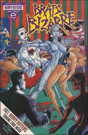 Brats Bizarre 3-A by Epic