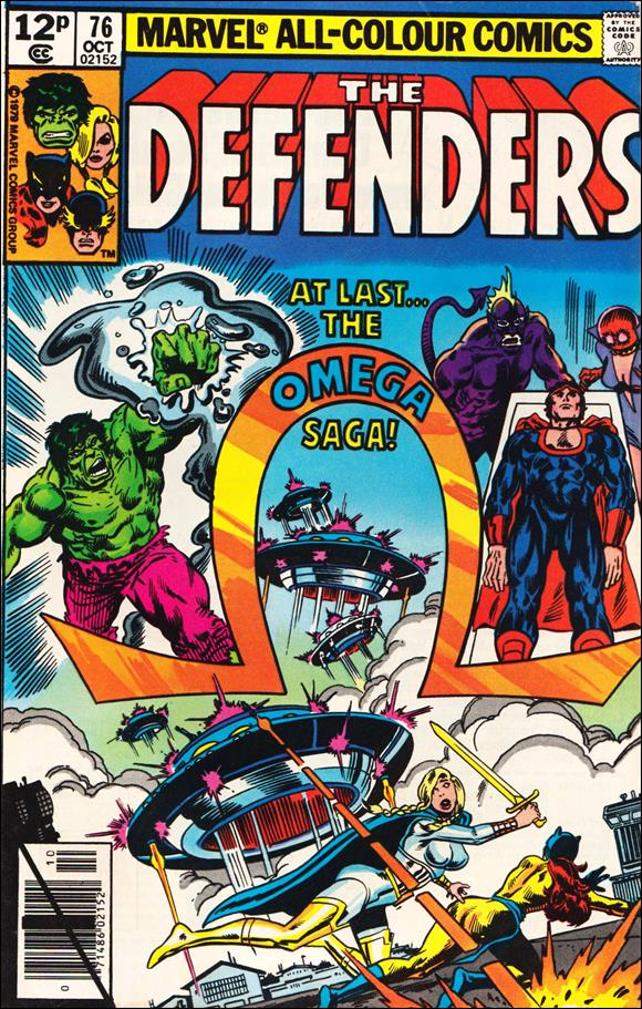 Defenders (1972) 76-B by Marvel