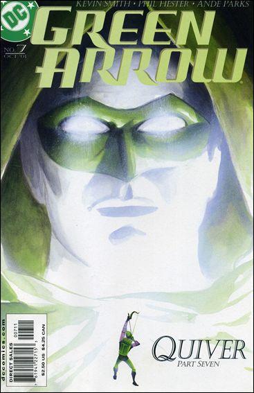Green Arrow (2001) 7-A by DC
