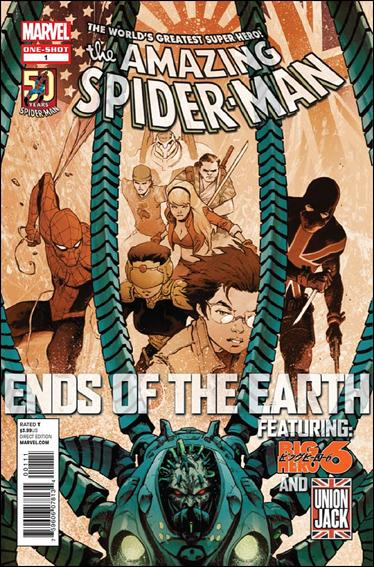 Amazing Spider-Man: Ends of the Earth 1-A by Marvel