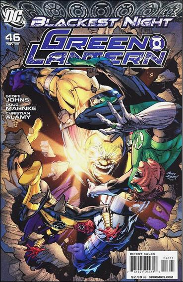 Green Lantern (2005) 46-B by DC
