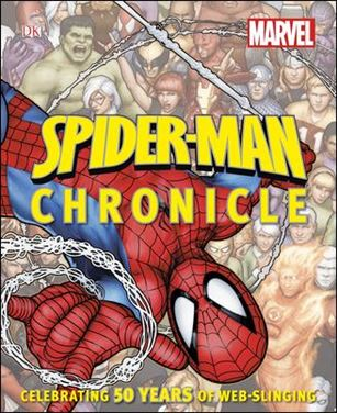 Spider-Man Chronicle: Celebrating 50 Years of Web-Slinging nn-A