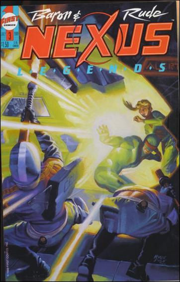 Nexus Legends 3-A by First