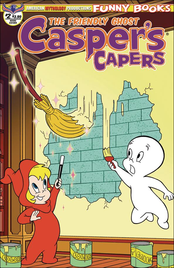 Casper's Capers 2-A by American Mythology