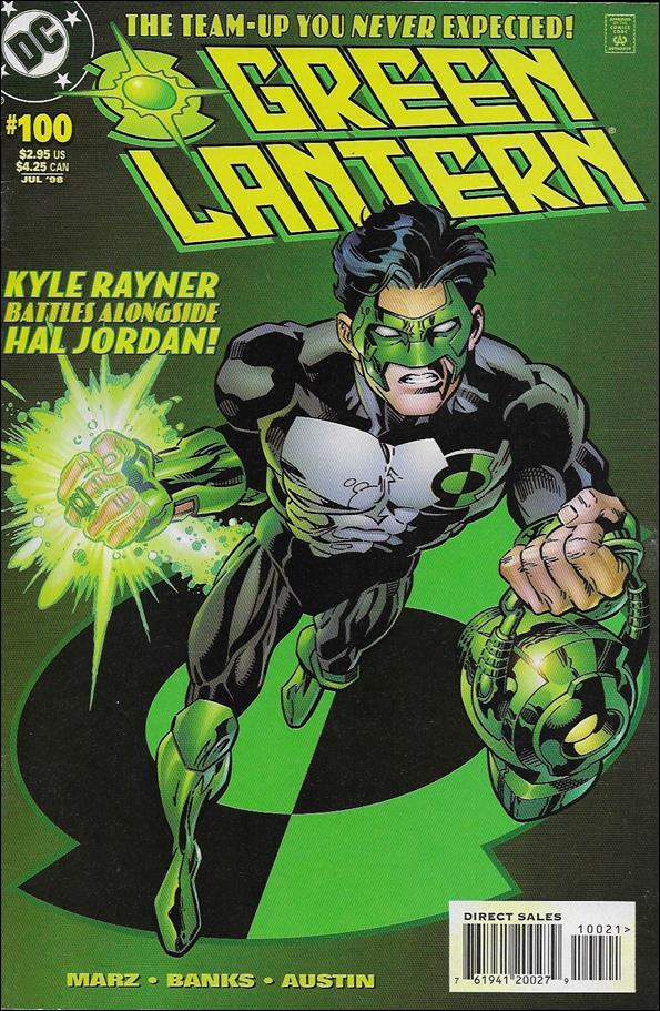 Green Lantern (1990) 100-A by DC