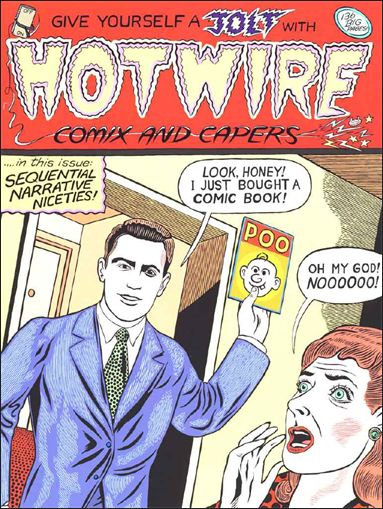Hotwire Comix 1-A by Fantagraphics