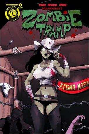 Zombie Tramp (2014) 6-A
