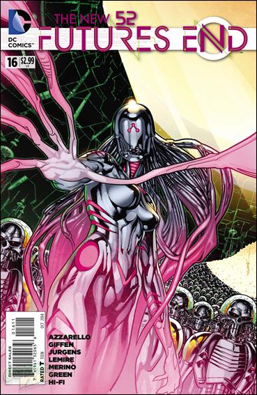 New 52: Futures End  16-A by DC