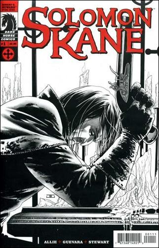 Solomon Kane (2008) 1-C by Dark Horse