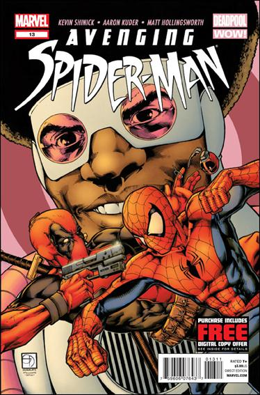 Avenging Spider-Man 13-A by Marvel