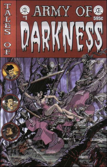 Tales of Army of Darkness 1-A by Dynamite Entertainment
