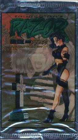 Razor: Metal and Flesh 2-A