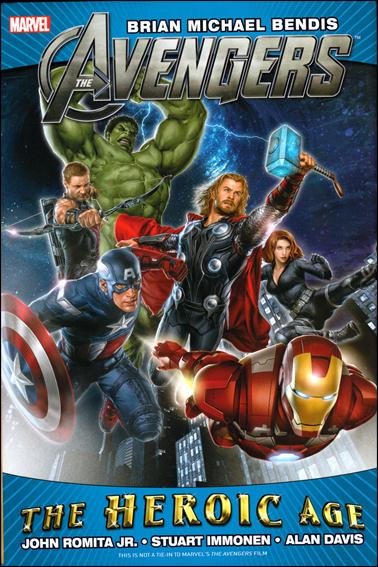 Avengers by Brian Michael Bendis nn-A by Marvel