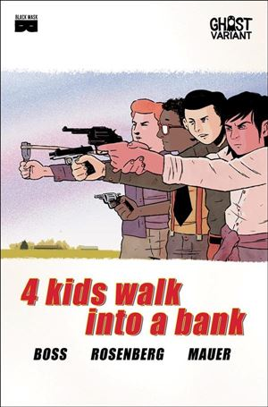 4 Kids Walk into a Bank 1-D