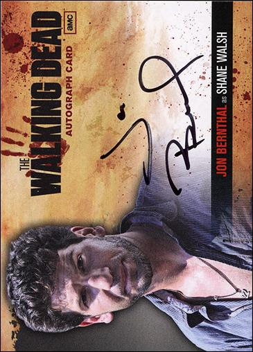 Walking Dead (Autograph Subset) A2-A by Cryptozoic Entertainment