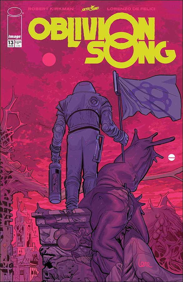 Oblivion Song 13-A by Skybound Entertainment