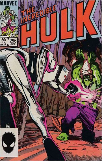 Incredible Hulk (1968) 296-A by Marvel