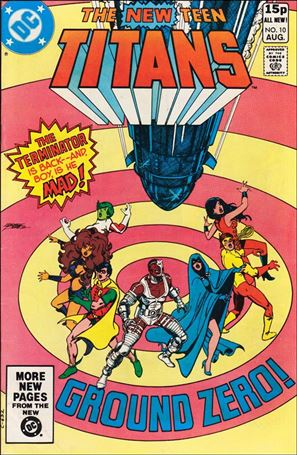 New Teen Titans (1980) 10-B