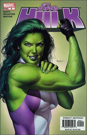 She-Hulk (2004) 9-A