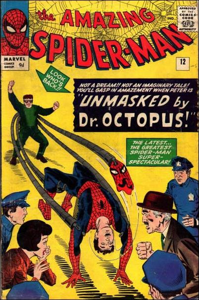 Amazing Spider-Man (1963) 12-B by Marvel