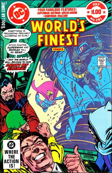 World's Finest Comics 281-A by DC