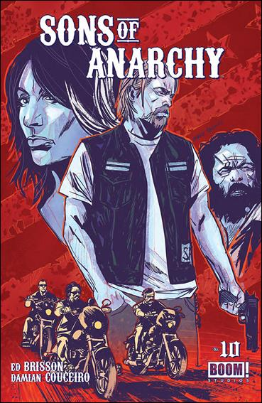 Sons of Anarchy 10-A by Boom! Studios