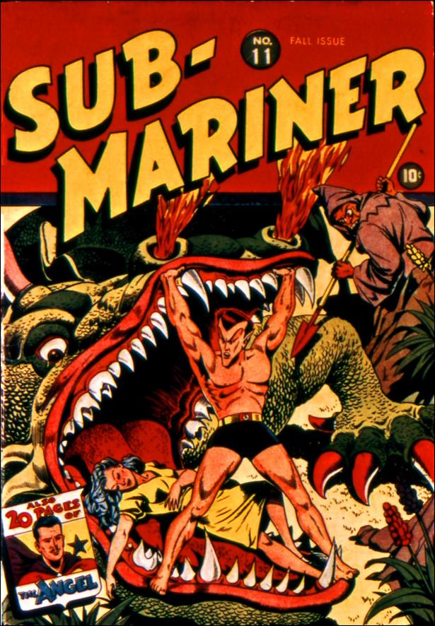 Sub-Mariner (1941) 11-A by Atlas