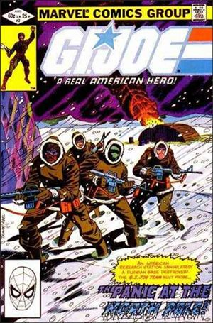 G.I. Joe: A Real American Hero 2-A
