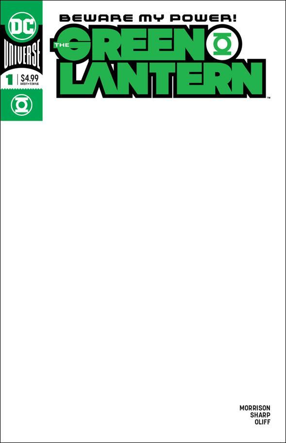 Green Lantern (2018) 1-C by DC