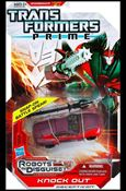 Transformers Prime (Deluxe Class) Knock Out
