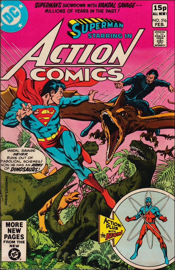 Action Comics (1938) 516-B by DC